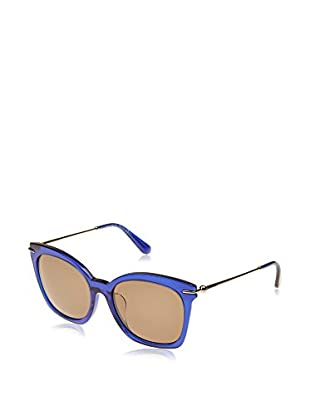 Alexander McQueen Sonnenbrille AMQ 4284/F/S_8PD (56 mm) blau