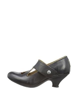 Fly London Zapatos Jane (Negro)