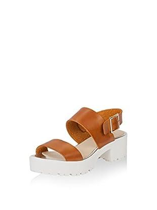 Vienty Sandalo Con Tacco
