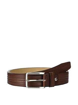 Ortiz & Reed Ledergürtel Light Brown Leather Belt