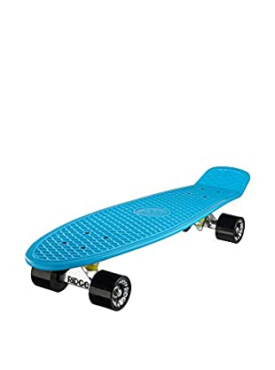 Ridge Skateboards Monopatín Big Brother Cruiser Azul / Negro