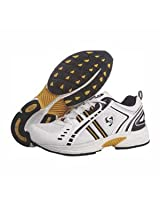 Sg Extreme (Navy / Yellow) Cricket Shoes