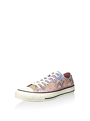 Converse Zapatillas A/S Prem Ox Cot Lurex Missoni Multicolor EU 36 (US 3.5)