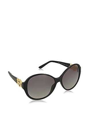 VERSACE Gafas de Sol MOD. 4261 SUN_GB1/11 (58 mm) Negro