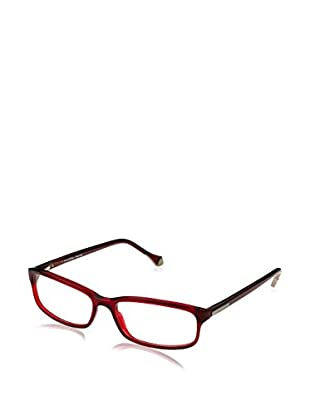 E. Zegna Gestell VZ3538_0954 (56 mm) bordeaux