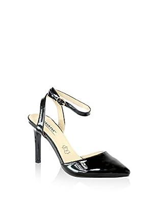 Raxmax Zapatos de talón abierto