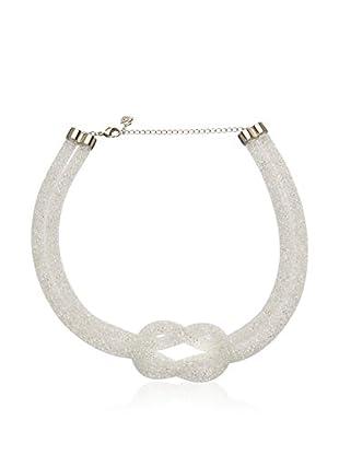 Swarovski Halskette  weiß