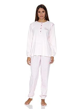 Bkb Pijama Bordada (Rosa)