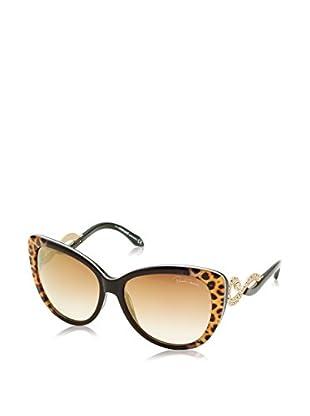 Roberto Cavalli Sonnenbrille 736S_05G-60 (60 mm) leopard