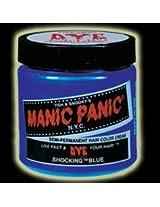 Manic Panic Classic Cream Semi-Permanent Vegan Hair Color - SHOCKING BLUE