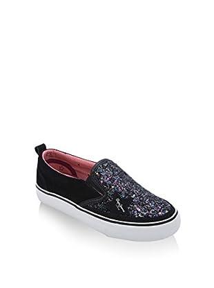 Pepe Jeans London Slip-On Traveler Glitter