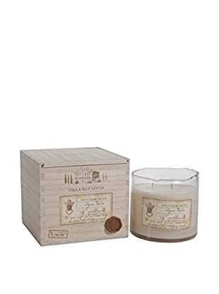 Zodax 12.1-Oz. Villa San Lucas Candle In Wood Crate, Agave Nectar