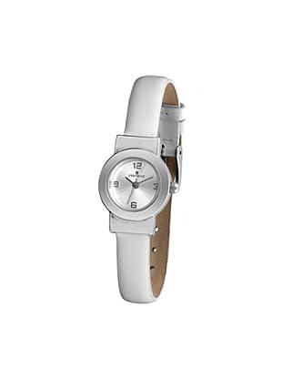 Pertegaz P10001W - Reloj de Señora piel Blanco