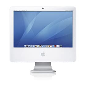 Apple iMac (Core2Duo 2.16GHz 20C`Cht 1GB 250GB SuperDriveDL)[MA589J/A]