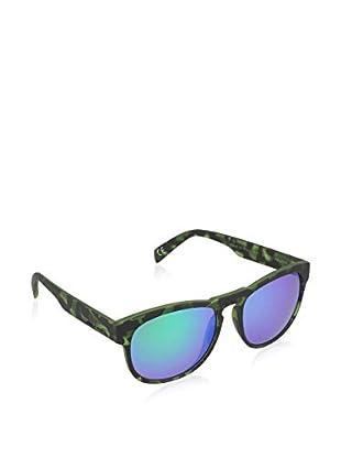 ITALIA INDEPENDENT Sonnenbrille 0902-140-55 (55 mm) grün/schwarz