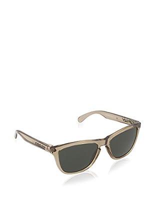 Oakley Sonnenbrille Frogskin braun