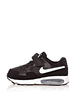 Nike Zapatillas Air Max St (Tdv) (Negro / Blanco)