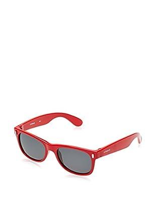 Polaroid Gafas de Sol Kids P0115 (58 mm) Rojo