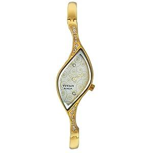 Titan Raga Analog Multi-Color Dial Women's Watch - NE9710YM01J