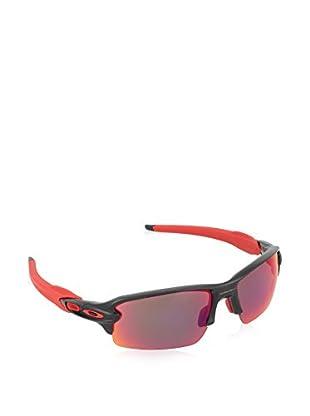 OAKLEY Gafas de Sol Polarized Flak 2.0 (59 mm) Negro / Rojo