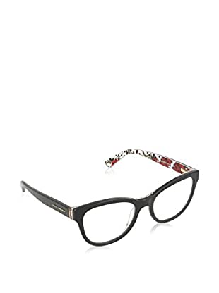 Dolce & Gabbana Gestell 3209 2976 (51 mm) schwarz