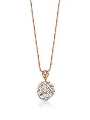 Esprit Brass Conjunto de cadena y colgante Brass Lilaia Rosegold