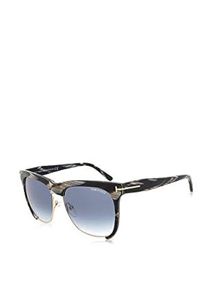 Tom Ford Gafas de Sol Ft366 60B (57 mm) Oro / Marrón / Rojo
