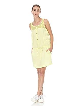 Mango Vestido Linolace (Manzana)