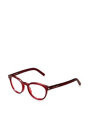Yves Saint Laurent Gestell CLASSIC 10 (48 mm) rot