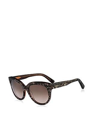 Valentino Sonnenbrille 666S-201 (54 mm) braun