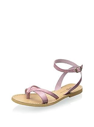 Yin Women's Single Band Thong Flat Sandal