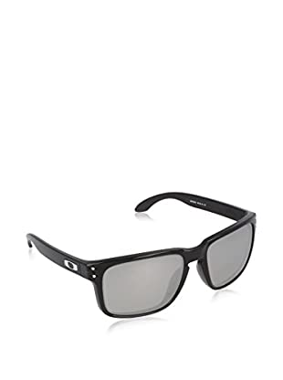 Oakley Gafas de Sol Polarized Mod. 9102 910268 (55 mm) Negro