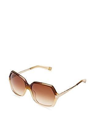 Trussardi Sonnenbrille 12809 (58 mm) braun/beige