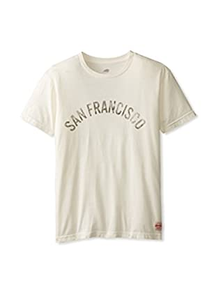 Sportiqe Men's San Francisco Crew Neck T-Shirt