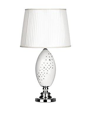 PREMIER Tischlampe weiß