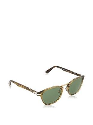 Persol Gafas de Sol 3110S 10214E (49 mm) Marrón Claro