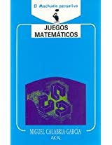 Juegos matematicos/ Mathematic Games (Mochuelo Pensativo)