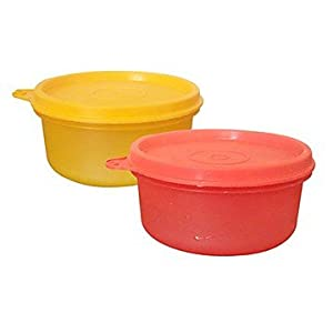 Tupperware Tropical Twins 250 Ml- (Set Of 2)