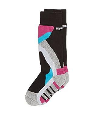 SPAIO Calcetines Deportivos Kids Ski Cotton 01