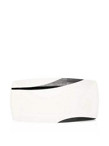 Noritake Everyday Elegance Metaal Rectangular Plate
