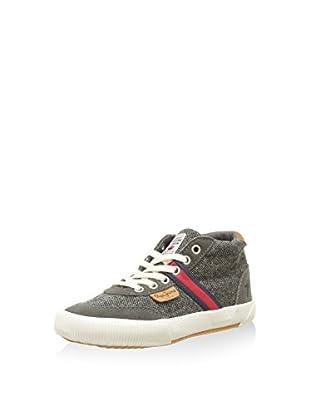 Pepe Jeans London Hightop Sneaker Gareth Fabric