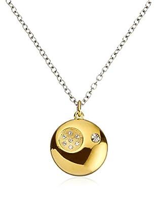 Morellato Collar Moon Plateado / Dorado