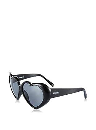Moschino Gafas de Sol 58502-S (57 mm) Negro
