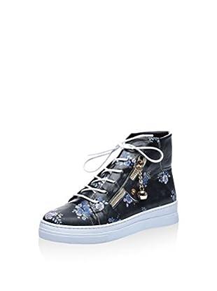 Los Ojo Hightop Sneaker Pamela
