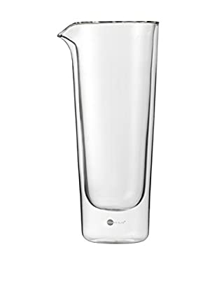 Jenaer Glass Hot 'n' Cool Collection 25.4-Oz. Double-Wall Glass Pitcher