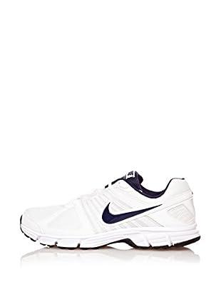 Nike Zapatillas Downshifter 5 Msl (Blanco / Negro / Azul)