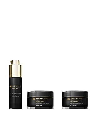 ArganiCARE Gesichtspflege Kit 3 tlg. Set Collagen Boost All Skin