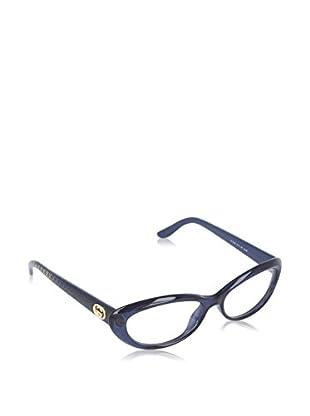 Gucci Montatura 3566 W7X 5216 (52 mm) Blu