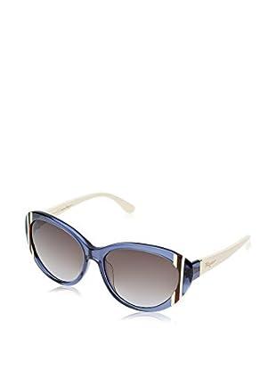 Ferragamo Sonnenbrille 673S_424 (57 mm) blau