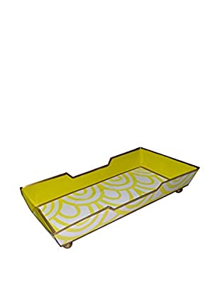 Jayes Scales Guest Towel Tray, Yellow